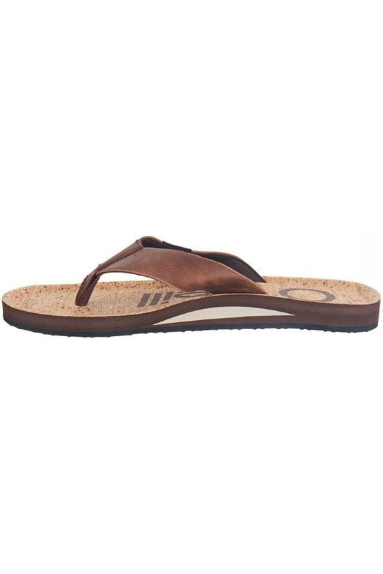 O'Neill Flip Flop Fm Chad Fabric Sand Brown