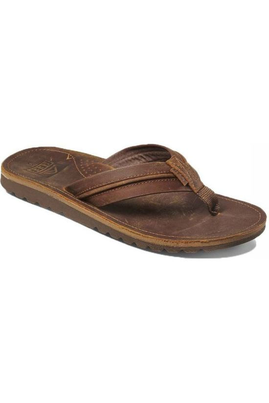Reef Flip Flop Voyage Lux brown