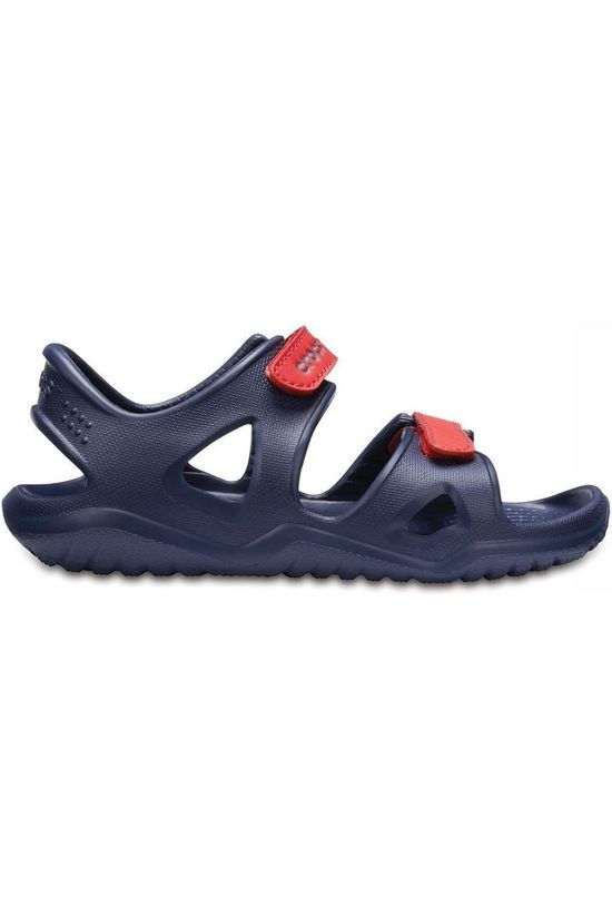 Crocs Sandale Swiftwater River Sandal marine/Rouge