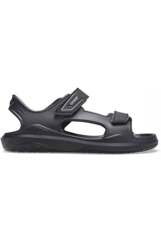 Crocs Sandaal Swiftwater River Expedition Sandal Zwart/Lichtgrijs