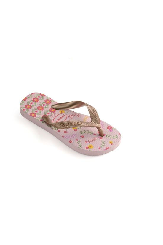 Havaianas Tongs Kids Flores Rose Moyen
