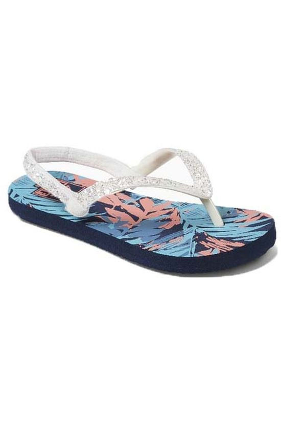 Reef Slipper Little/Kids Stargazer Prints Zilver/Blauw
