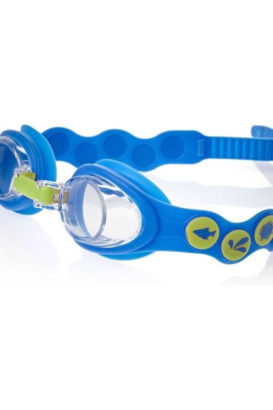 Speedo Swim Glasses Goggles Jun Sea Squad blue/green