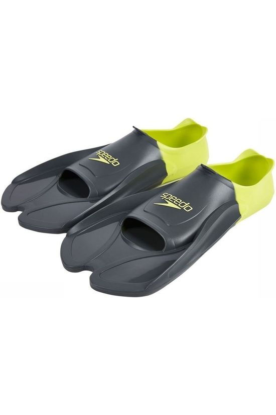 Speedo Biofuse Training Fin black/yellow