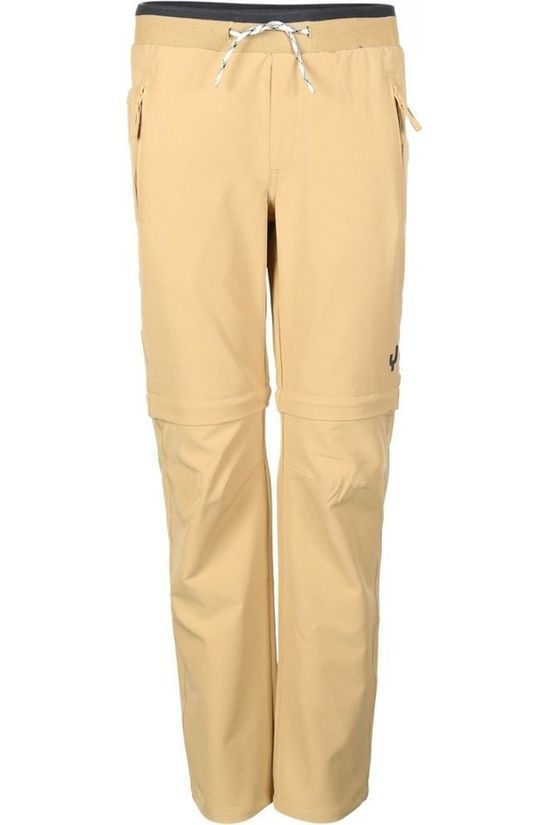 Ayacucho Junior Trousers Zipleg Sand Brown
