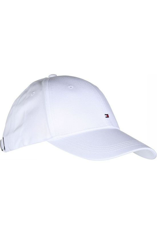 Tommy Hilfiger Casquette Classicbbcap Blanc