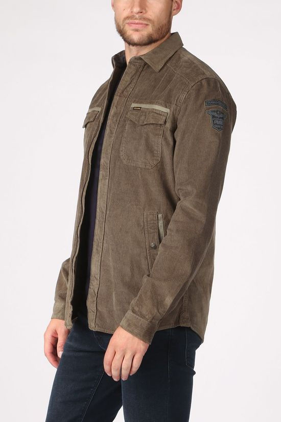 PME Legend Shirt Psi206202 mid khaki