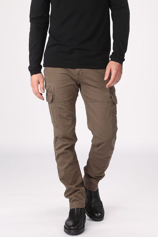 PME Legend Trousers Ptr206800 mid khaki