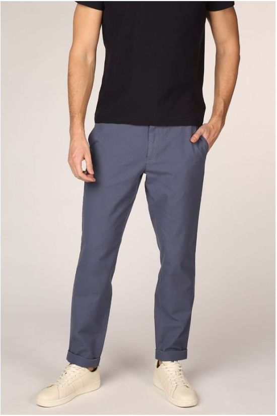 Tommy Hilfiger Trousers Mw0Mw13302 mid blue
