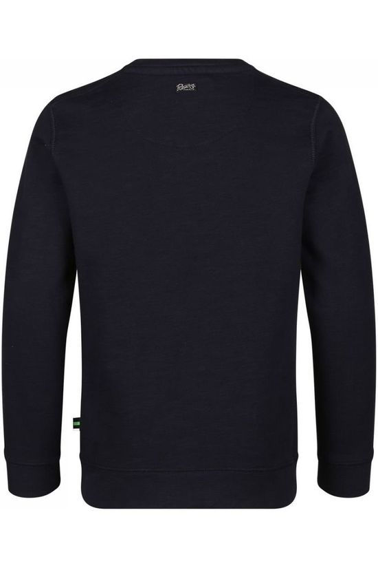 Petrol Pullover R-Neck dark blue