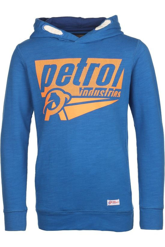 Petrol Pullover B-1010-Swh302 royal blue