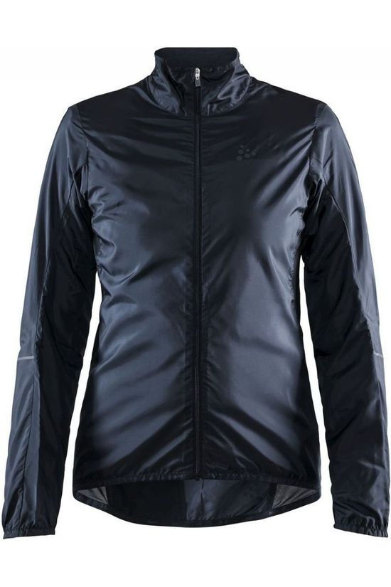 Craft Windstopper Essence Light Wind Jkt W black