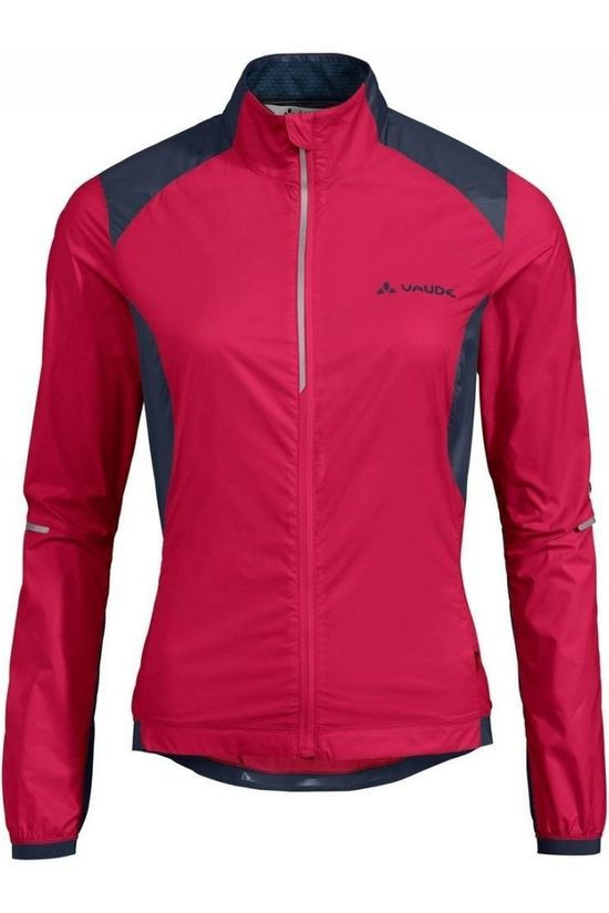 Vaude Windstopper Air Pro mid pink/dark blue