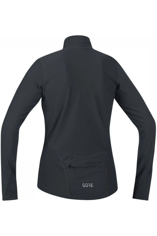 Gore Wear Softshell C3 Women Thermo Zwart