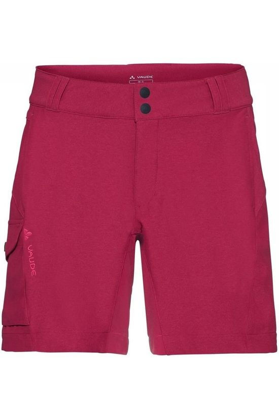 Vaude Trousers Tremalzini dark pink