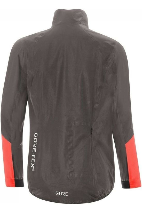 Gore Wear Coat C7 Gore-Tex Shakedry Vis dark grey/orange