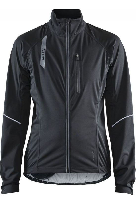 Craft Veste Vélo Stride Rain Noir