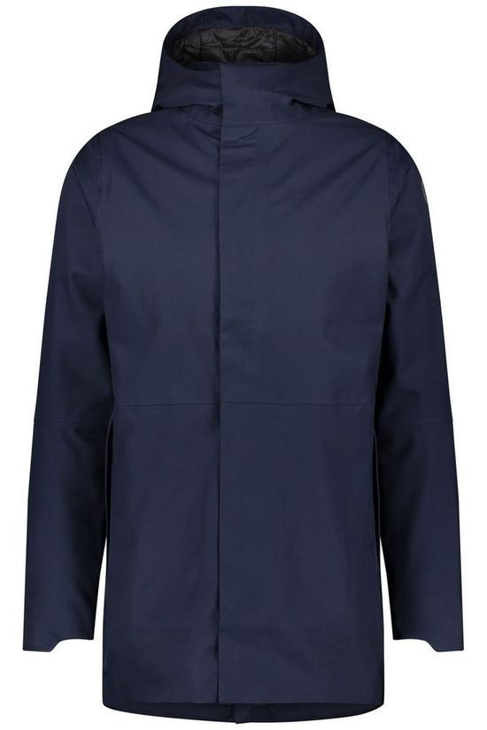 Agu Cycling Jacket Urban Outdoor Clean Winter Navy Blue