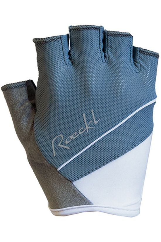 Roeckl Glove Denice dark grey/mid grey