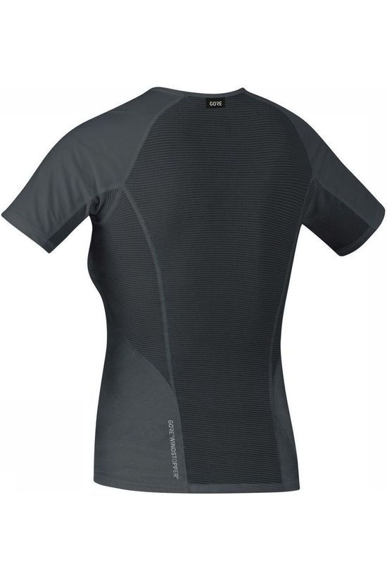 Gore Wear Top M Gore Windstopper Base Layer Noir