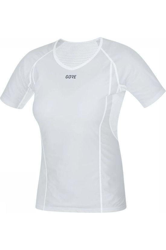 Gore Wear Top M Gore Windstopper Base Layer light grey/white
