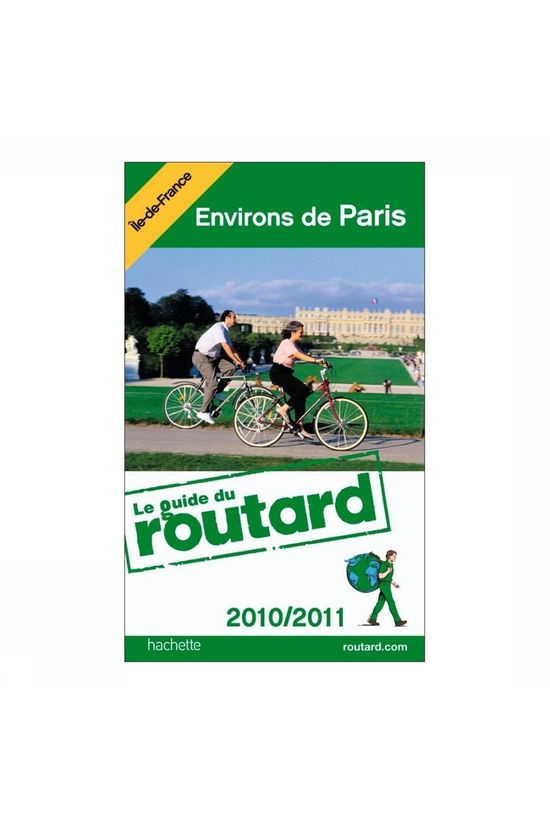 Routard Reisgids Ile-de-France env. de Paris 2009