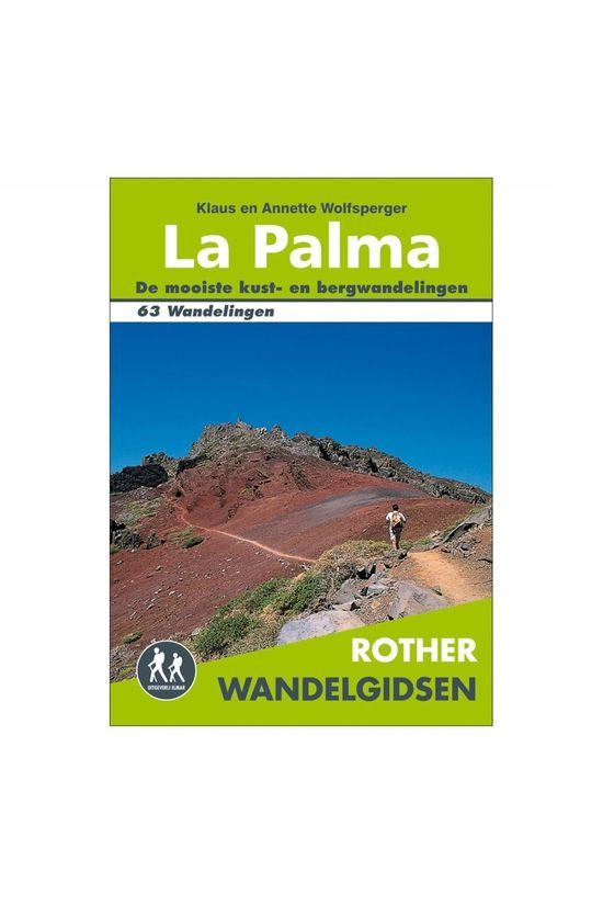 Rother La Palma Walking Guide 63 Walks 2020
