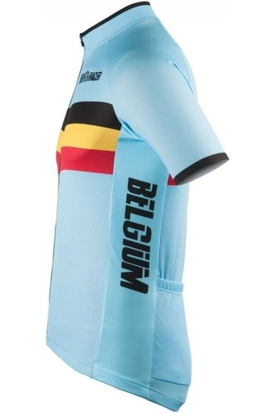 BIRA T-Shirt Belgium Light Blue/Assorted / Mixed