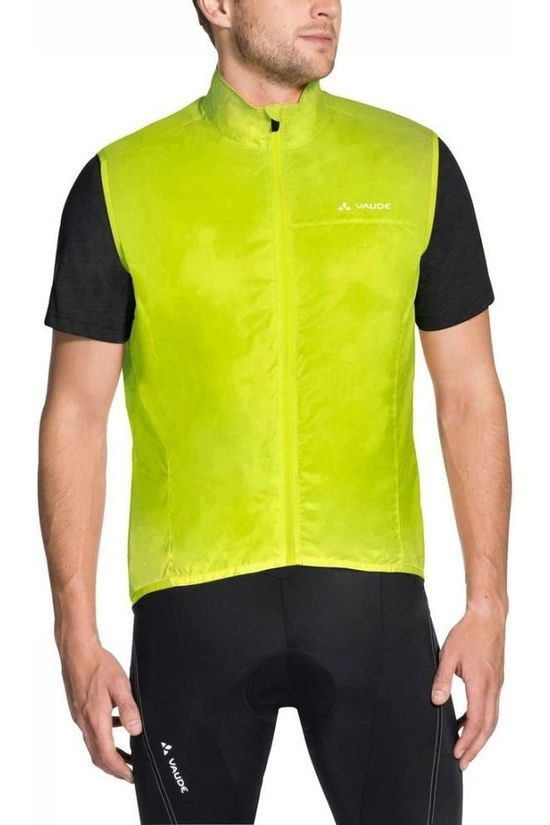 Vaude Windstopper Air III Lime Green