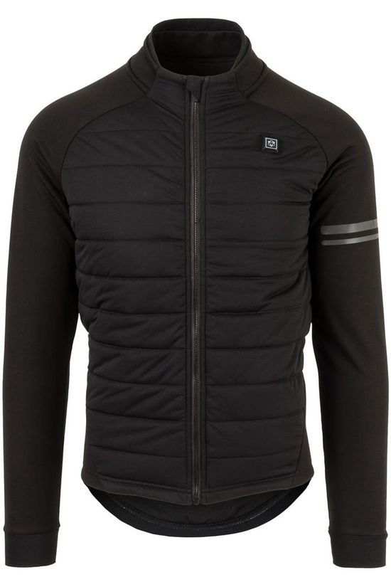 Agu Coupe-Vent Jack Deep Winter Heated Noir