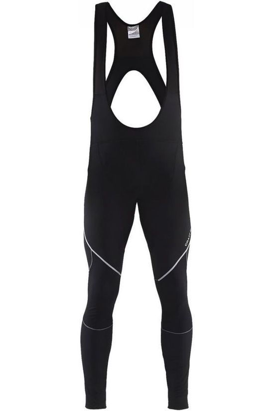 Craft Trousers Verve Bib Tights black