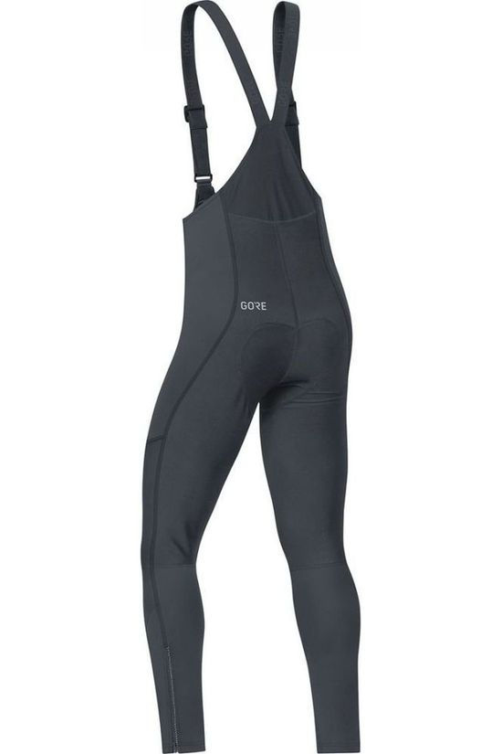 Gore Wear Trousers Gore Windstopper Bib Tight+ black