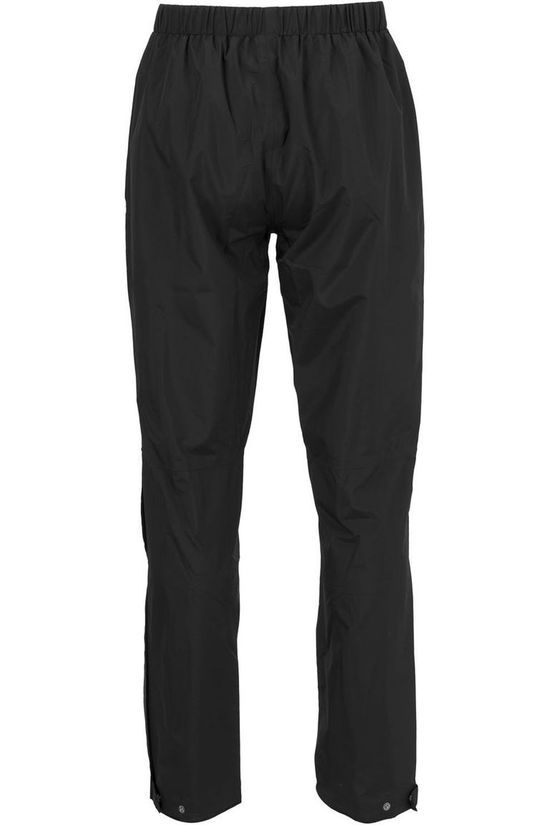 Agu Broek Section Rain Essential Men Zwart