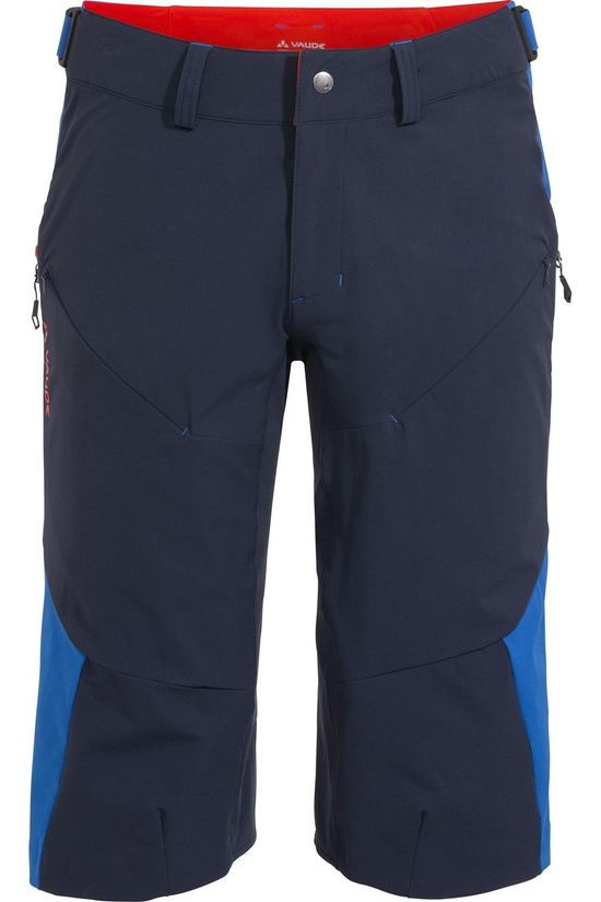 Vaude Trousers Moab IV dark blue
