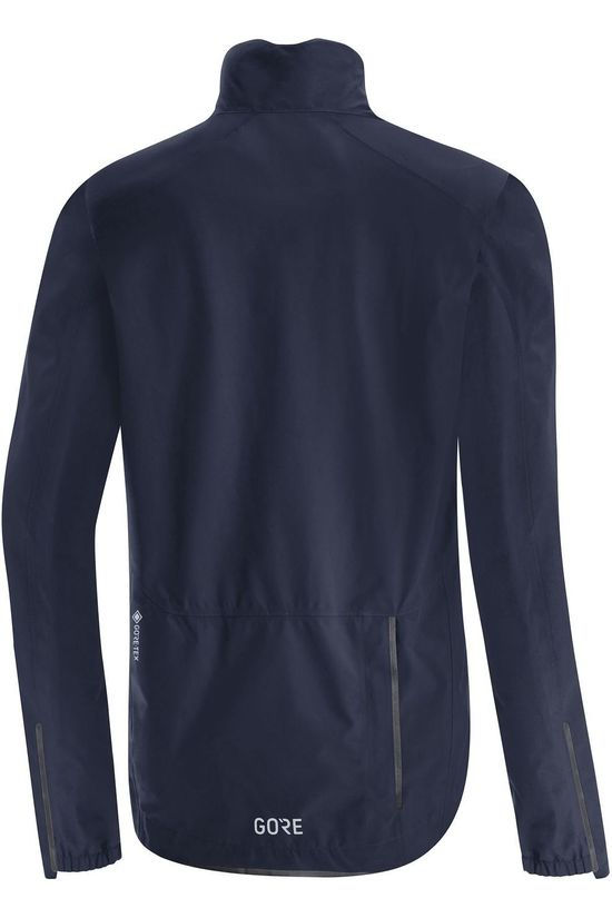 Gore Wear Cycling Jacket Gore-Tex Paclite Jacket dark blue