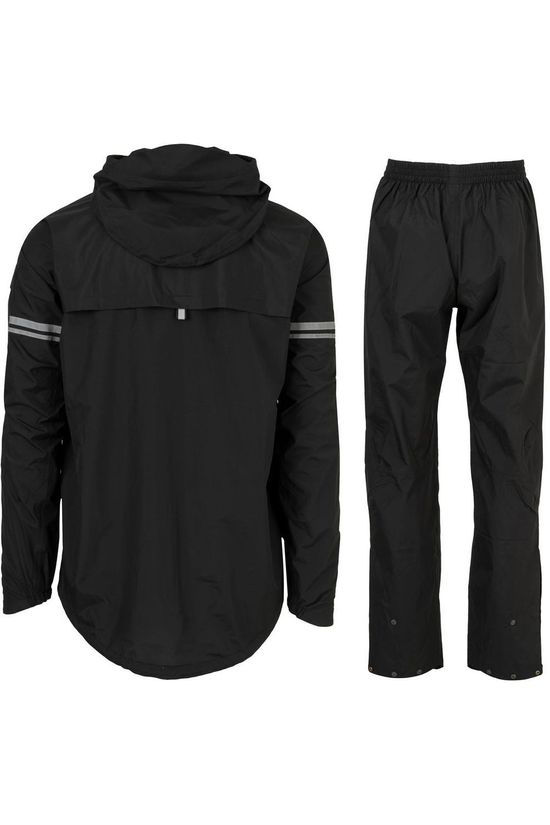 Agu Cycling Original Rain Suit black