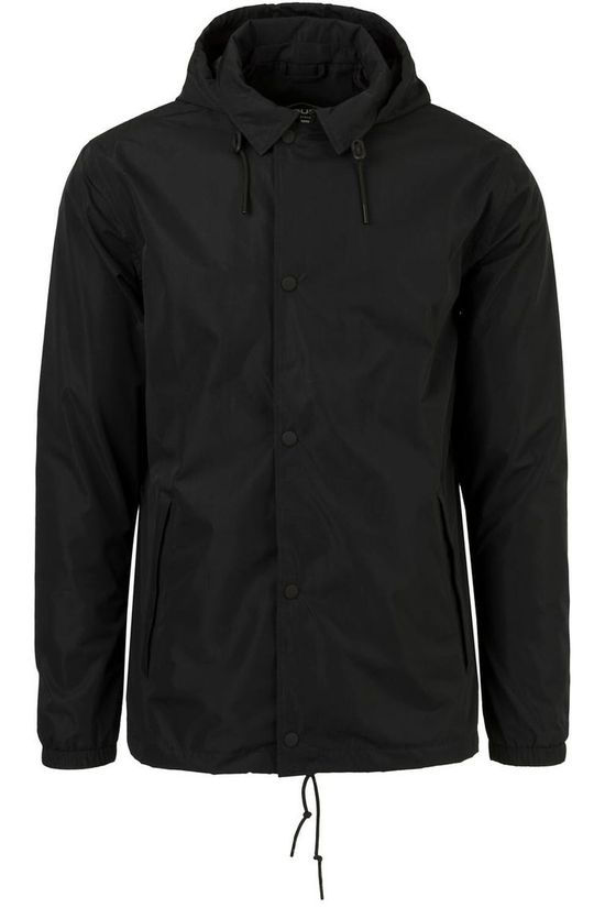 Agu Fietsjas Urban Outdoor Coach Jacket Zwart