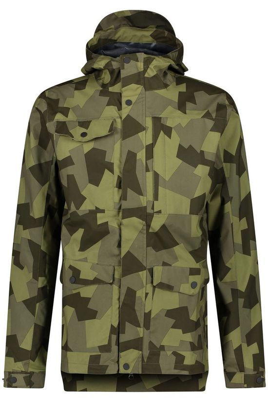 Agu Cycling Jacket Urban Outdoor Pocket 2,5L Mid Khaki/Ass. Camouflage