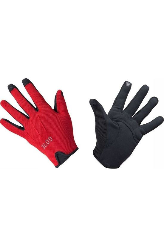 Gore Wear Glove C3 Urban red/black