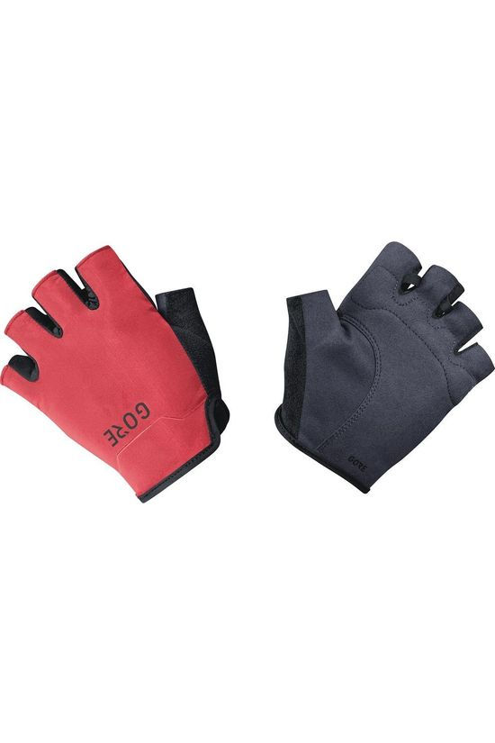 Gore Wear Glove C3 Finger black/mid pink