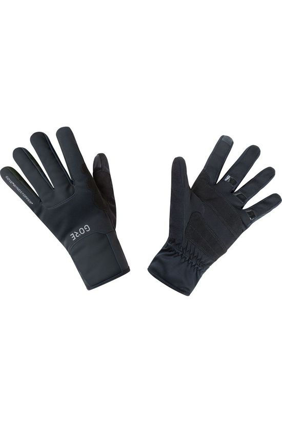 Gore Wear Glove M Windstopper Thermo black