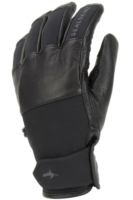 Sealskinz Glove Waterproof Cold Weather With Fusion Control black