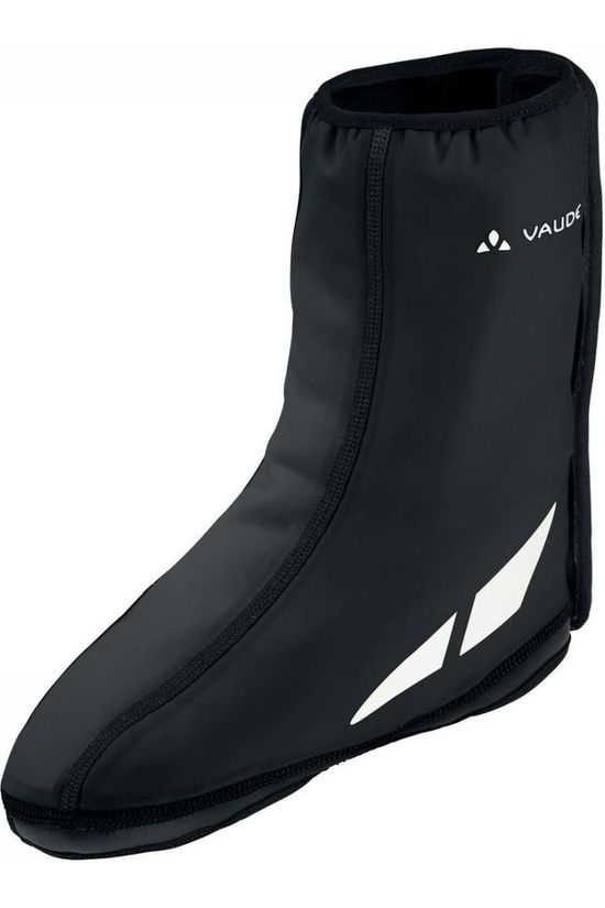 Vaude Overschoen Shoecover Wet Light III Zwart