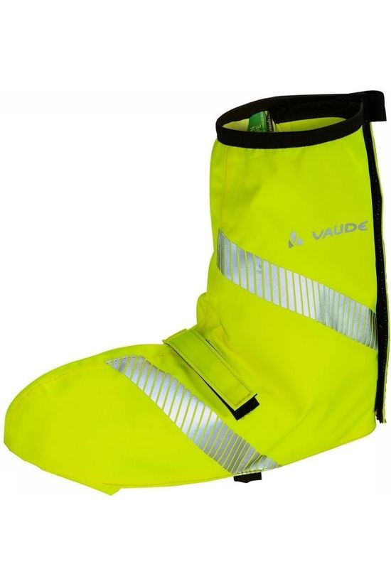 Vaude Overshoe Luminum Bike Gaiter yellow