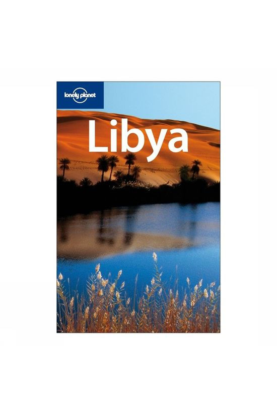 Lonely Planet Reisgids Libya 2007
