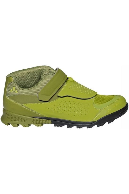 Vaude All Round Shoe Am Downieville Mid mid green