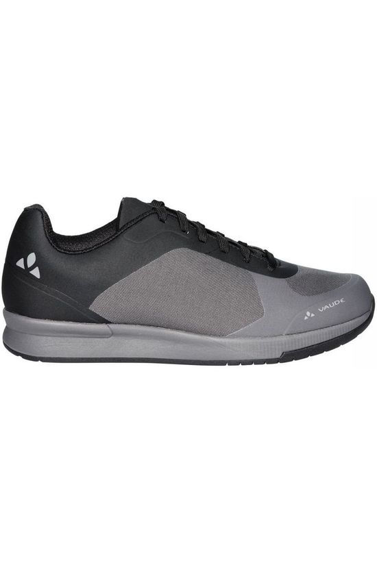 Vaude All Round Shoe Tvl Asfalt Tech Dualflex black/mid grey