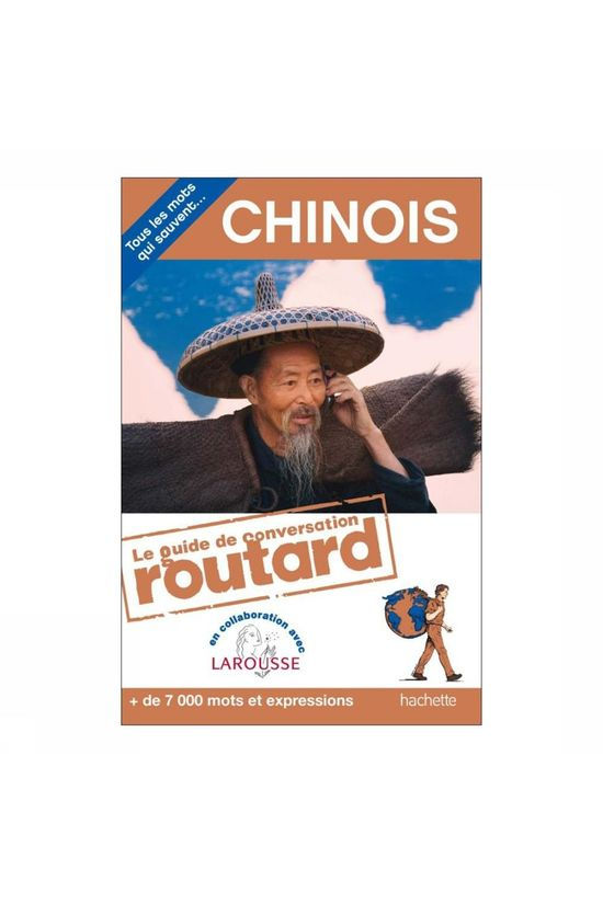 Routard Chinois guide de conversation 2010