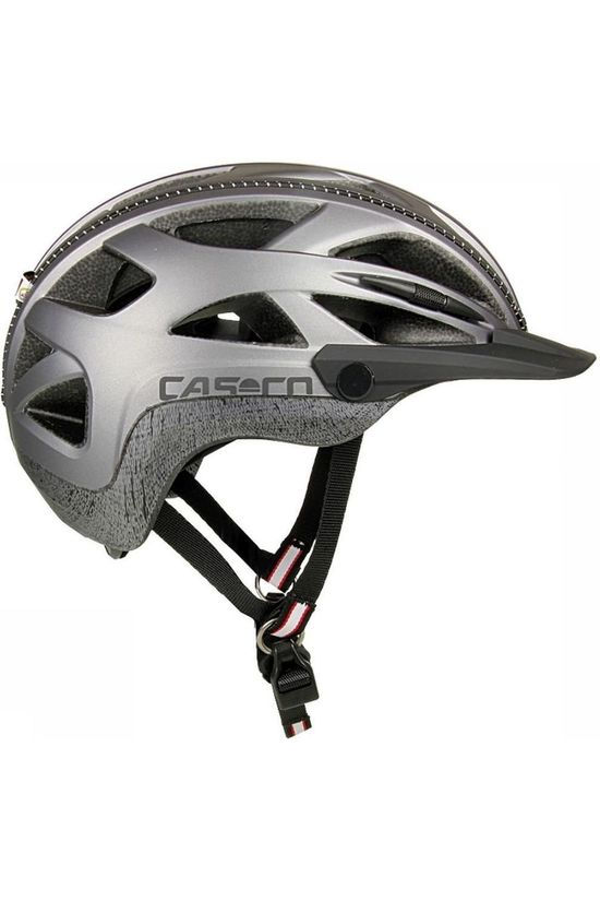 Casco Bicycle Helmet Activ 2U silver