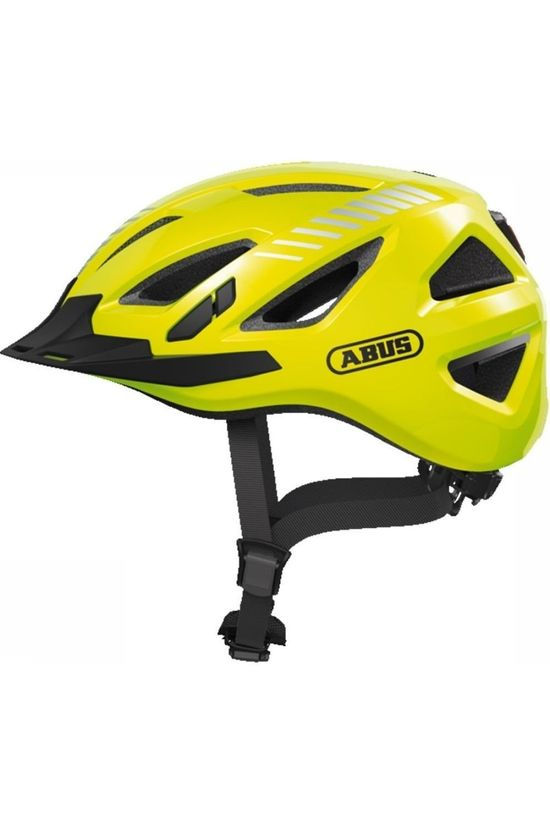 Abus Bicycle Helmet Urban -I 3.0 yellow